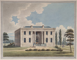 Peterbro House, Parsons Green, Fulham, Middlesex